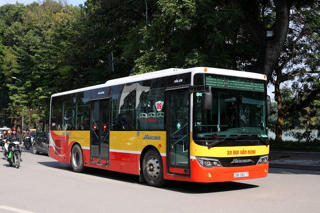 mơ thấy xe bus