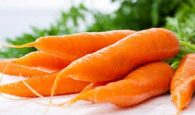 mơ thấy cà rốt