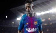 Ousmane Dembele và mối duyên với Neymar