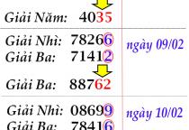 Phân tích dự đoán xổ số miền bắc ngày 02/11 chính xác 100%