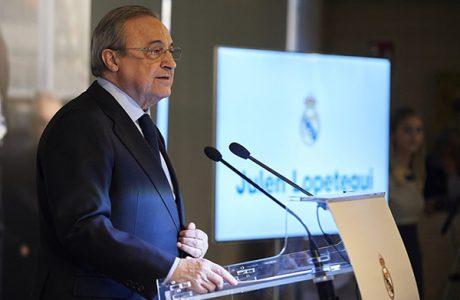 Real Madrid tan nát do ai