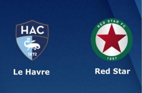 Nhận định Le Havre vs Red Star