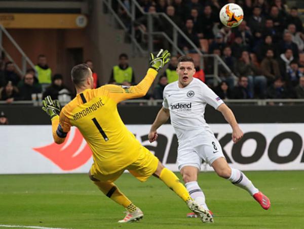 Inter Milan bất ngờ bị loại khỏi Europa League