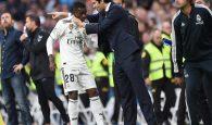 Tài năng trẻ Vinicius Junior Real Madrid tri ân cựu HLV Solari