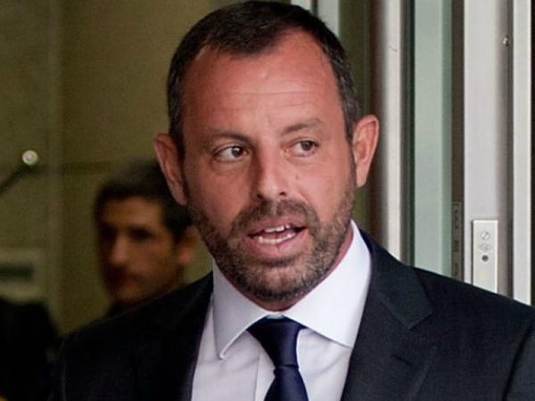 Cựu chủ tịch Barca được tha bổng sau khi phải ngồi tù 20 tháng