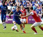 Chelsea đại thắng St Patrick's: Ngày của 'tân binh'