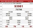 Soi cầu kết quả XSMB ngày 20/08 tỷ lệ trúng rất cao