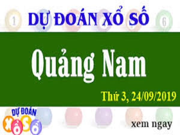 Soi cầu KQXSQN ngày 24/09 tỷ lệ trúng cao