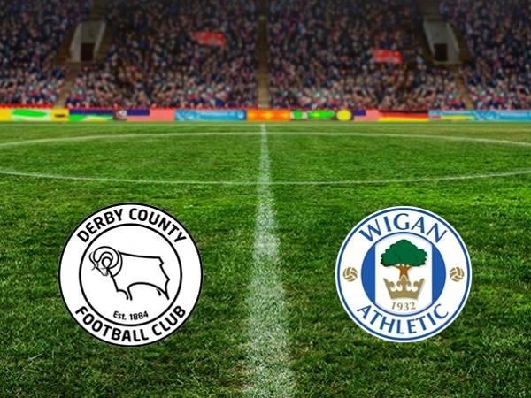 Soi kèo Derby County vs Wigan 1h45, 24/10 (Hạng Nhất Anh)