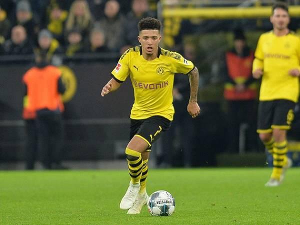 Jadon Sancho cân nhắc việc rời Dortmund