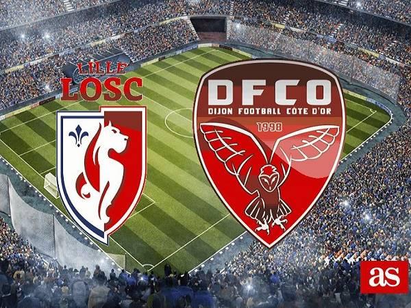 Nhận định Lille vs Dijon 2h00, 1/12 (VĐQG Pháp)