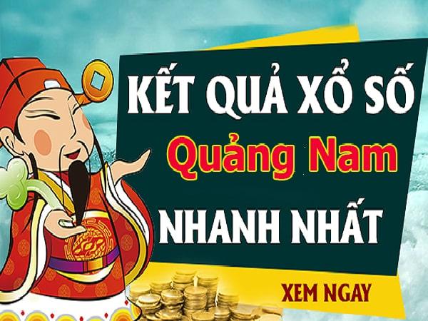 Dự đoán XS Quảng Nam chính xác thứ 3 ngày 19/11/2019