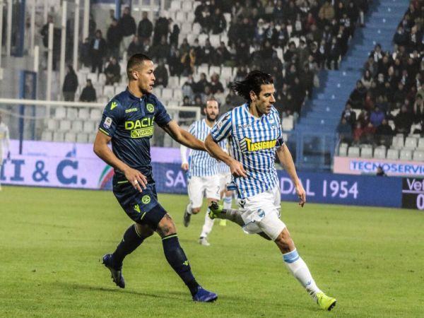 Soi kèo bóng đá Udinese vs Spezia, 22h59 ngày 30/9 - Serie A