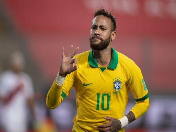 Tin thể thao trưa 14/10: Vượt mặt Ro béo Neymar chỉ còn kém Pele