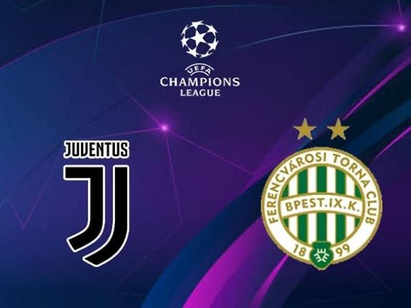 Nhận định Juventus vs Ferencvaros 03h00, 25/11 - Cúp C1 Châu Âu