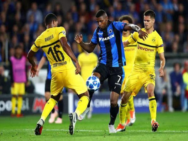 Nhận định tỷ lệ Club Brugge vs Dortmund, 03h00 ngày 5/11 - Cup C1