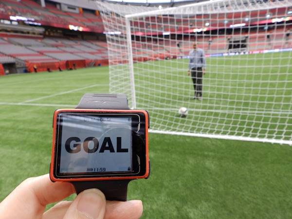 Công nghệ Goal Line là gì? Goal Line được hoạt động như thế nào?