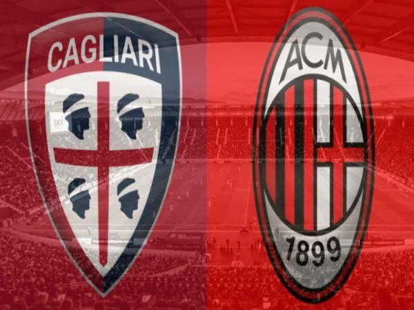 Nhận định bóng đá Cagliari vs AC Milan 02h45 ngày 19/1 – Serie A