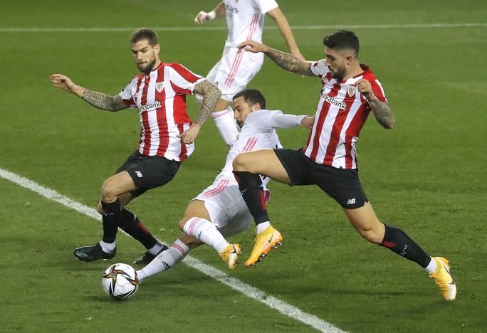 Tin thể thao sáng 15/1: Real Madrid bị loại khỏi Siêu cúp Tây Ban Nha