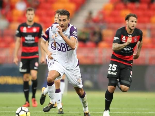 Nhận định Perth Glory vs Western Sydney, 15h05 ngày 19/3