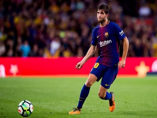Tiểu sử Sergi Roberto - Tiền vệ đang chơi cho CLB Barcelona