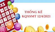 Thống kê chi tiết KQXSMT 12/4/2021