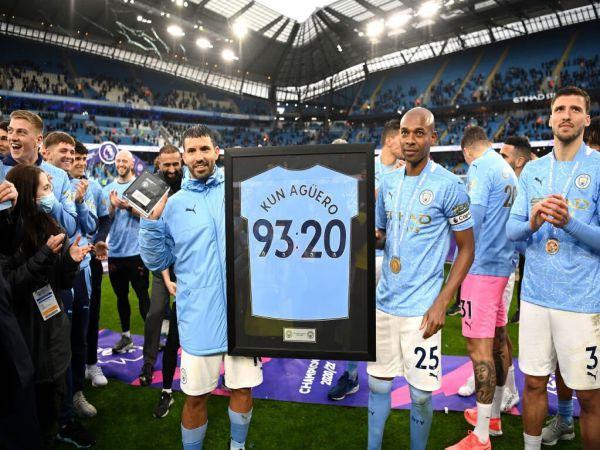 Tin thể thao tối 2/6: Aguero tri ân nhân viên Man City