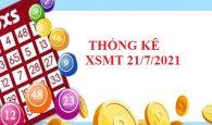 Thống kê chi tiết KQXSMT 21/7/2021
