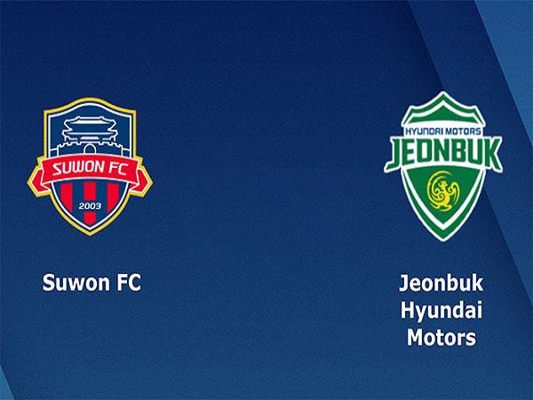 Soi kèo Suwon City vs Jeonbuk – 17h30 04/08, VĐQG Hàn Quốc