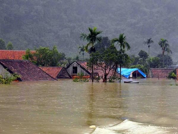 Nằm mơ thấy lũ lụt đánh con gì dễ trúng nhất