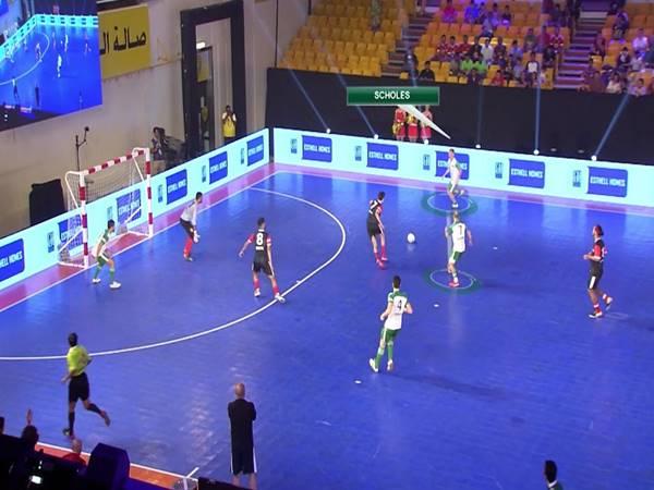 Futsal là gì? Sự khác nhau giữa bóng đá Futsal và bóng đá 11 người