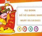 Dự đoán xổ số Quảng Nam 5/10/2021 hôm nay thứ 3